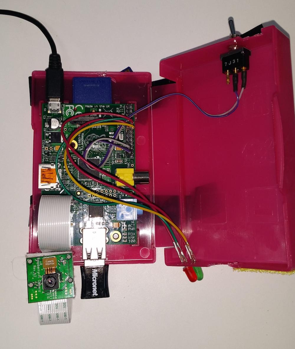 Building An Action Camera Using A Raspberry Pi And Java Franco Thread Wiringpi Jvpiwiring