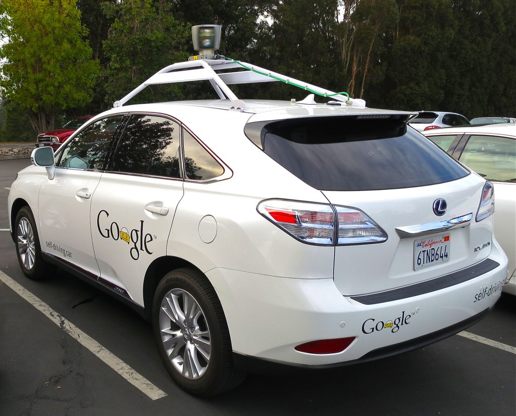Self-driving car (Google)